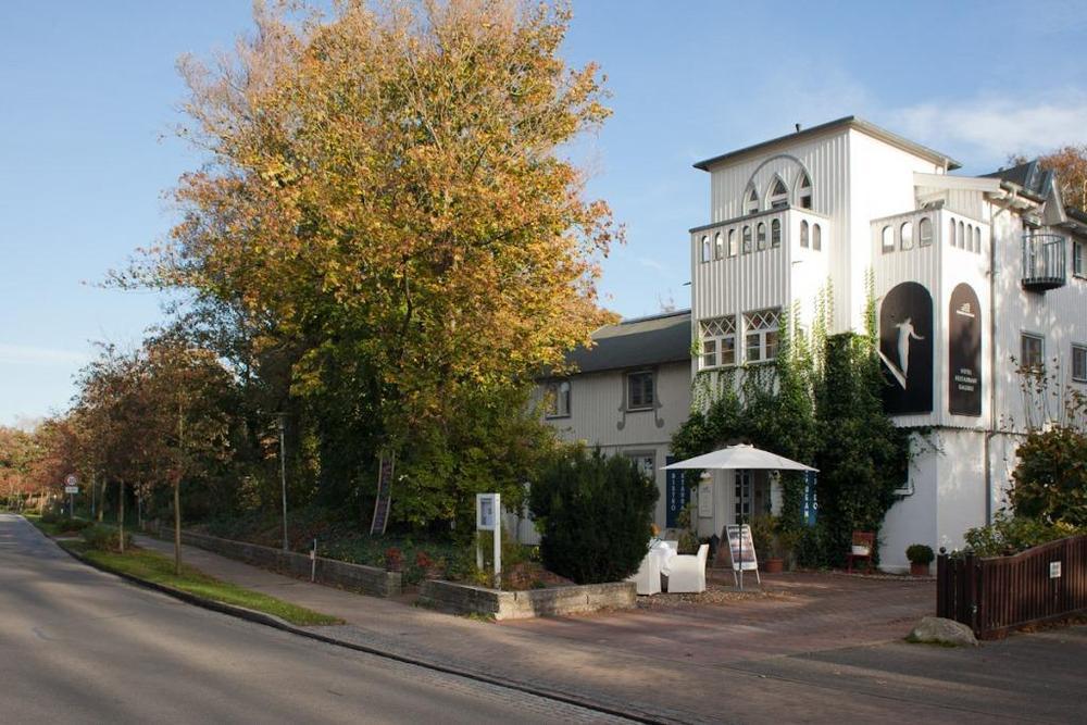 Haus Quot Elisabeth Von Eicken Quot Hotels Pensionen