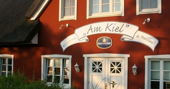 """Restaurant & Pension """"Am Kiel"""" Hotels Pensionen"""